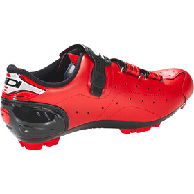 Sidi MTB Trace Chaussures, total red